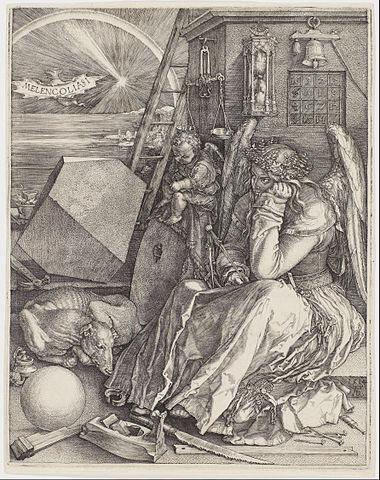 Dürer's Melencolia